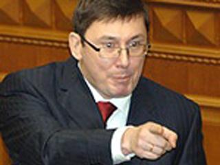 Юрий Луценко доволен своей камерой в СИЗО