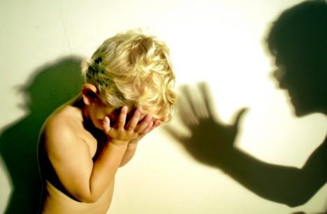 Новосибирец обвиняется в жестоком избиении ребенка