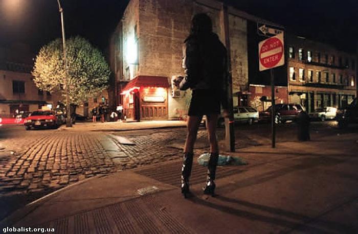 Одесса названа столицей британской проституции.