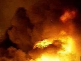 В Симферополе взорвалась АЗС взрыв