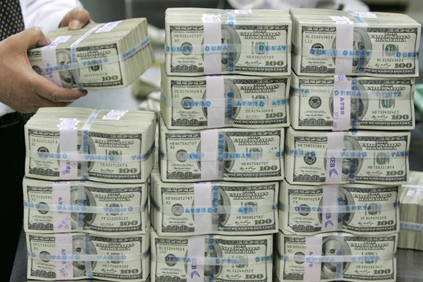 Курс доллара на 2013год
