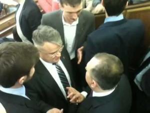 Регионал Колесников «наехал» на пресс секретаря Свободы из за слов о воровстве: Ты отвечаешь за свои слова?
