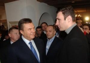 Украинские СМИ- Янукович предлагал 1 миллиард долларов Кличко за то, чтобы он отказался от баллотирования в президенты.