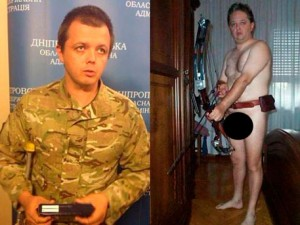 Неудобные вопросы к звезде телеэфиров комбату-фальшивке Семенченко-Гришину