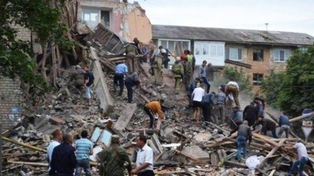 Тем дольше живет хнута Комендант поселка Донецкий