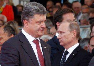 Poroshenko-i-Putin