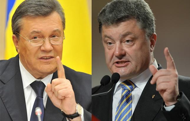 yanukovich_poroshenko