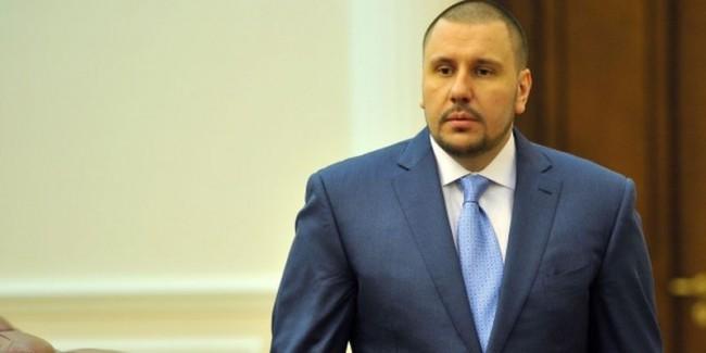 Incomes and Levies Minister of Ukraine Oleksandr Klymenko