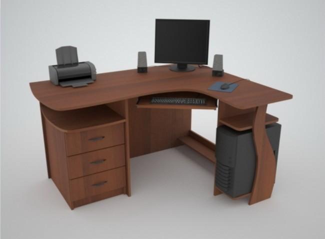 гловой Компьютерный стол в Киеве от КультМебели