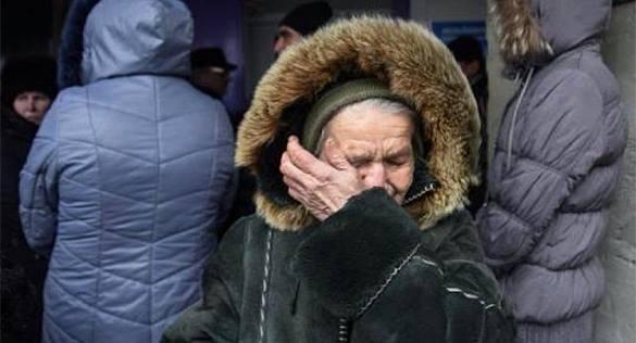 Из 300 тыс. пенсионеров, которые остались на оккупированной территории, 50 тыс. реально нуждаются в нашей помощи, - Рева - Цензор.НЕТ 9857