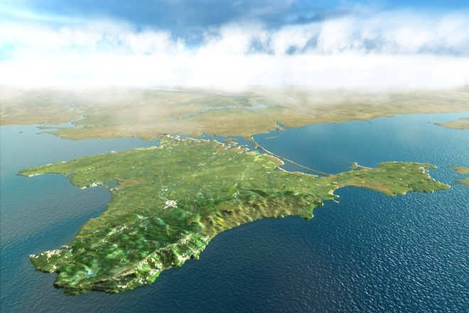 Заключительная сумма заоккупацию Крыма Россией будет определена после решения ЕСПЧ