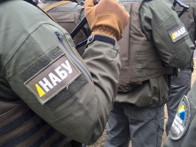Луценко отчитался орезультатах обыска вНАБУ