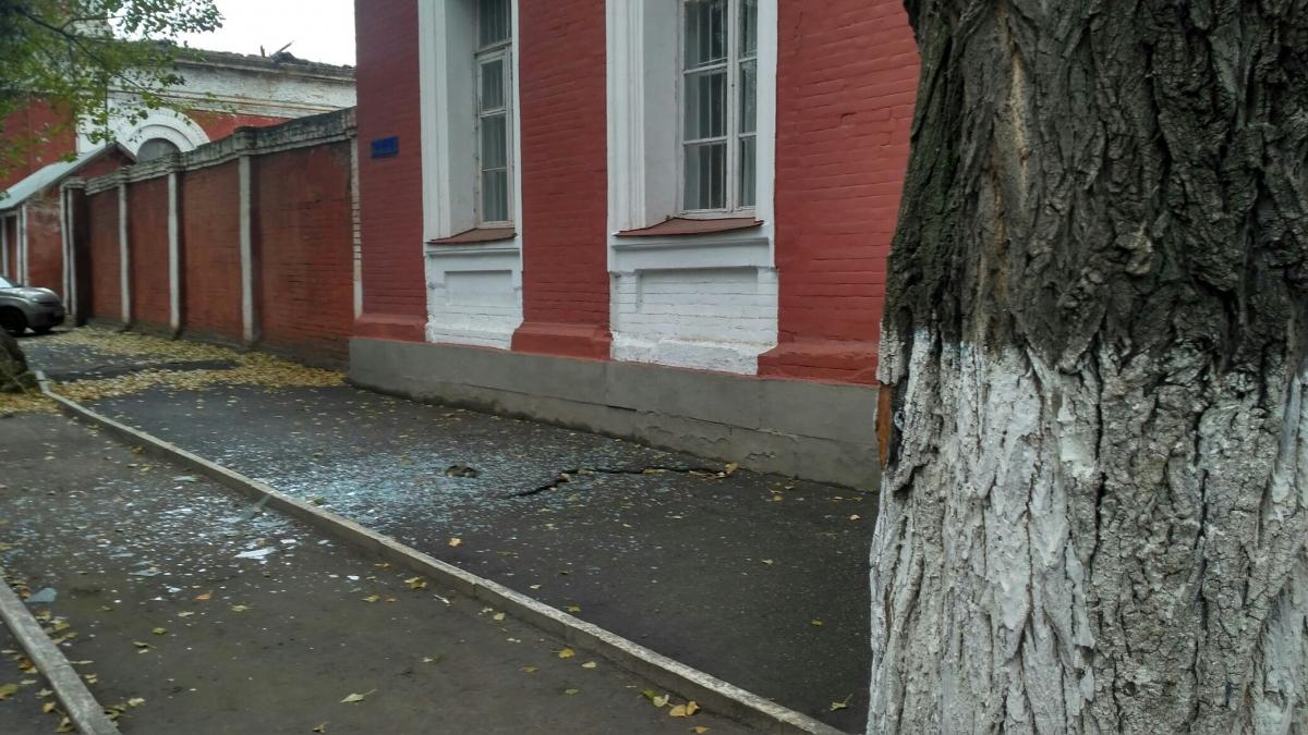 Взрыв гранаты вКропивницком: состояние пострадавших тяжелое