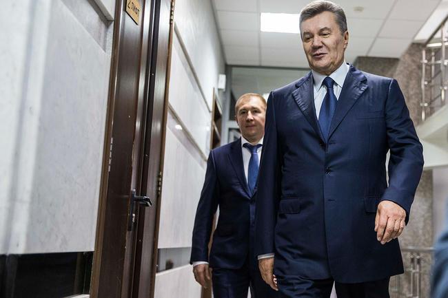Допрос Януковича, 2-ая попытка: онлайн-трансляция 28ноября