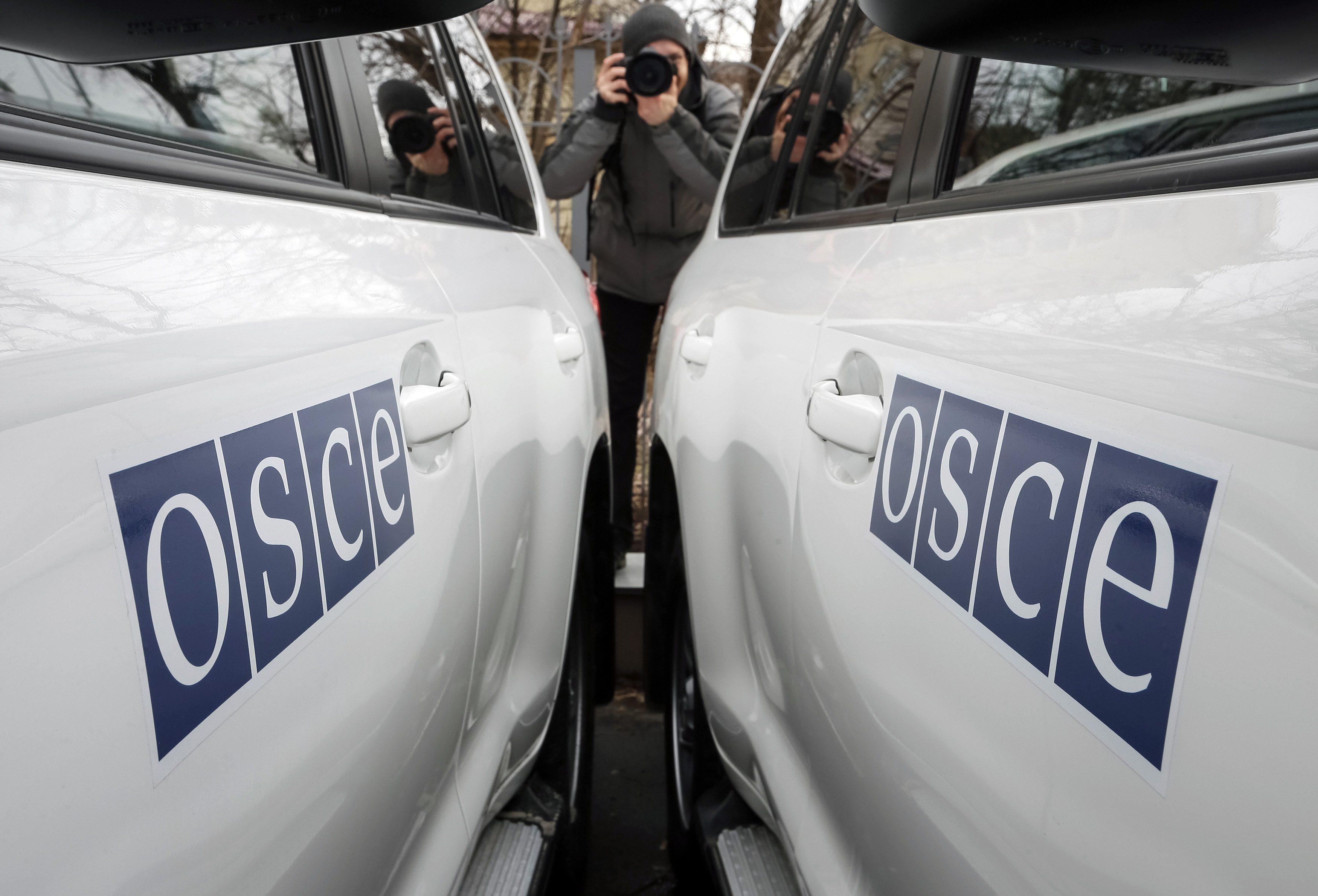 ОБСЕ покидает Донецк, который, согласно их данным, никто не обстреливает