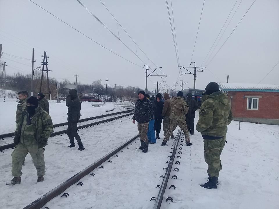 всу заблокировали жд в щербиновском районе ногти белый френч