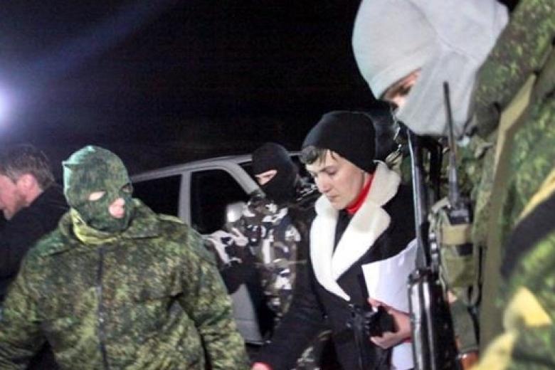 ГПУ: Савченко подтвердила, что участвовала в общих сбоевиками стрельбах