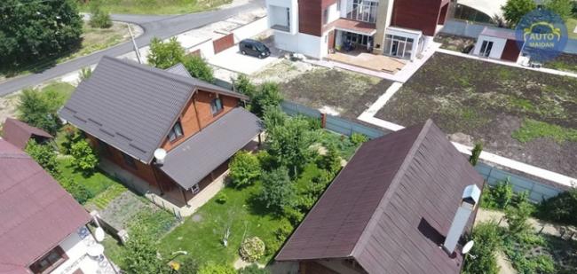 Дом жены за 10 тысяч гривен
