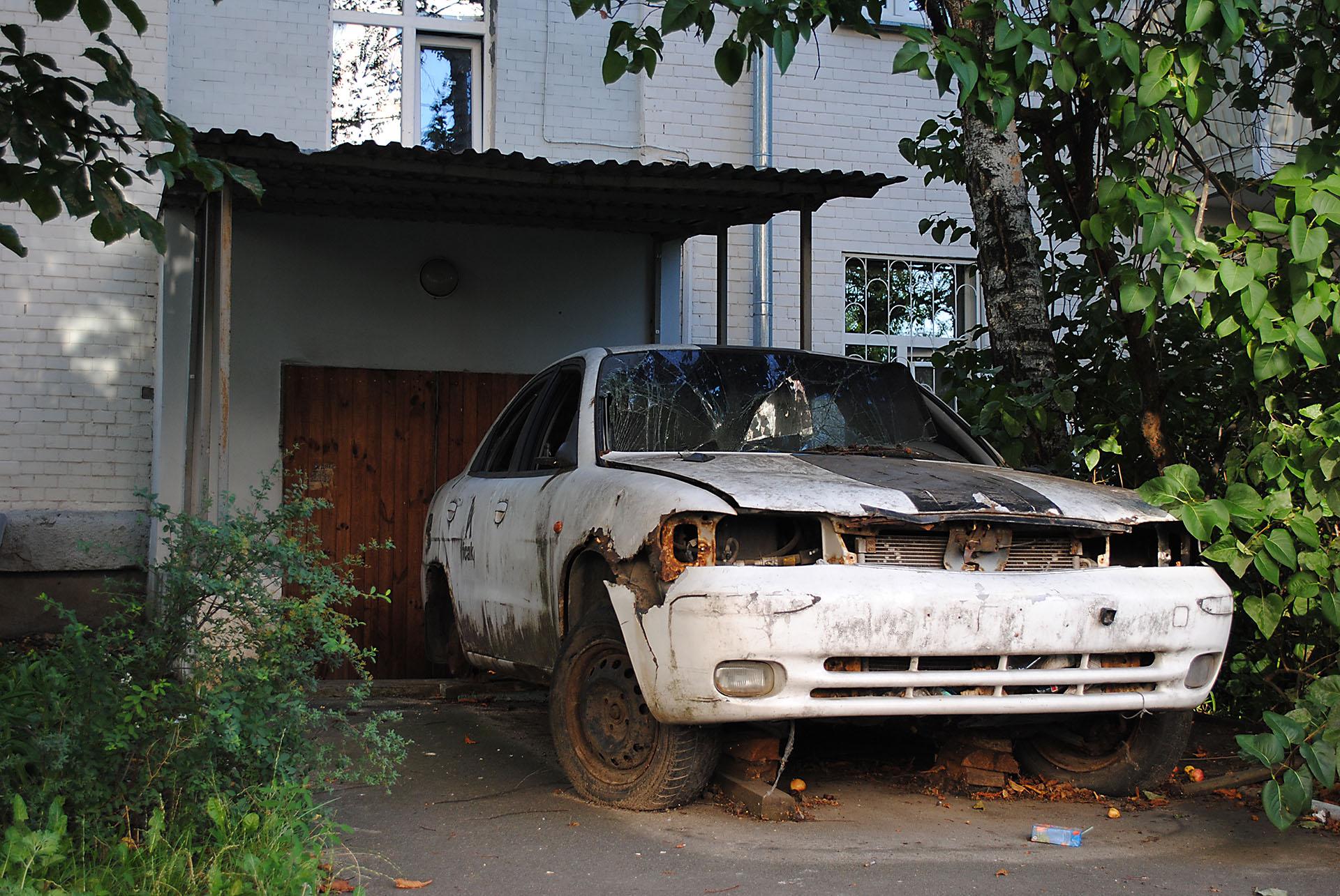 свалка автомобилей в украине фото того можно подобрать